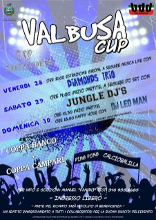 VALBUSA CUP